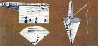 Поделки из бересты - туесок