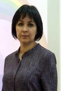 Алексеева Наталия Виталиевна