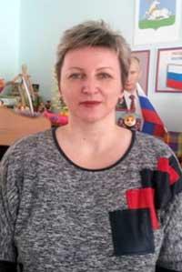 Алёшина Наталья Александровна