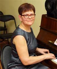 Алмаева Нина Юльевна