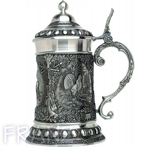 В последнее время возрождается интерес к использованию металла... Подарки и сувениры из олова, как дань прошлому