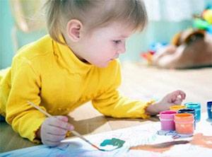 Образовательная программа кружка по изобразительной деятельности «Наше творчество» для работы с детьми 4-5 лет