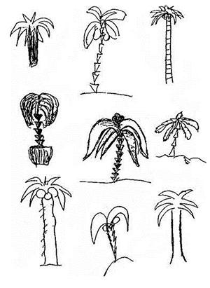 Графический тест Дерево.