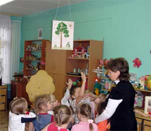 Конспект непрерывной непосредственно образовательной деятельности «Речевое развитие» старшая группа «Чудо-дерево»