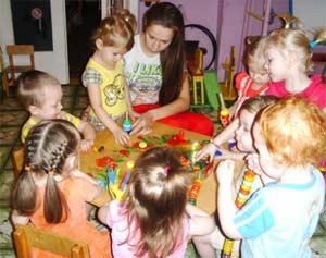 Педагогический проект «Играем и говорим» на тему «Развитие связной речи детей раннего возраста через дидактические игры и пособия»