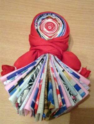 Картотека: куклы-обереги своими руками