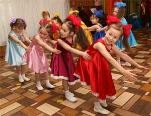 Сценарий праздничного отчетного концерта «Талантливые дети»!