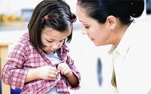 Формирование навыков самообслуживания у ребенка раннего возраста