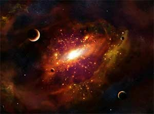 Сценарий праздника Космическое путешествие