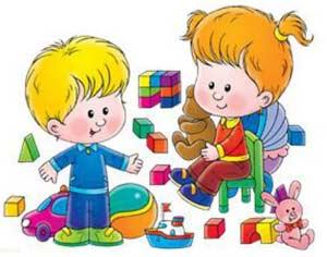 Варианты адаптационных занятий для детей младшего дошкольного возраста