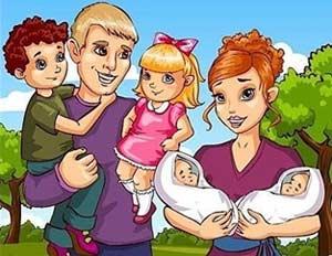 Семейный праздник в ДОУ