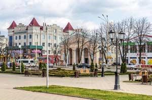 НОД «Мой любимый город»