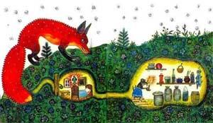 Сказка про мышку и лису