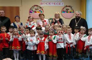 Праздник «Пасха православная» в старшей группе.