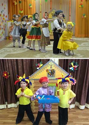 Театральная деятельность как средство развития творческих способностей дошкольников