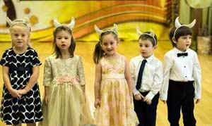 Сценарий концерта к Дню Матери
