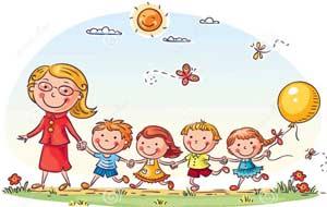 Перспективное планирование организованной деятельности детей младшей группы на прогулке на год