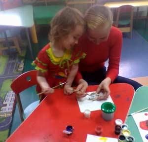 Проект по приобщению детей к истокам русской национальной культуры, «Весенняя птичка»