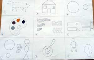 Конспект образовательной деятельности по развитию речи в подготовительной группе Составление рассказа о белке