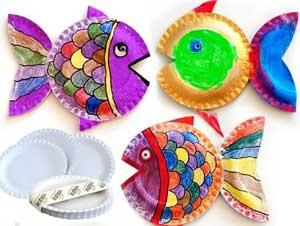 «Бросовый материал в детском творчестве»
