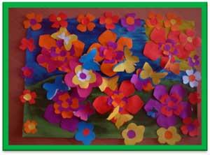 Экологический проект Мир цветов