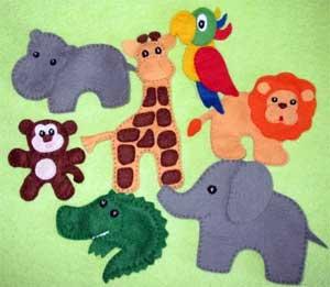 Конспект интегрированного занятия «Путешествие в зоопарк»