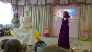 Сценарий юбилея детского сада «Нам 1 год!» с использованием информационно-коммуникационных технологий