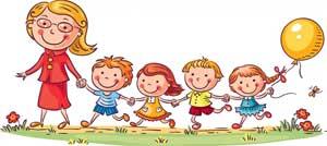 Организация и осуществление процесса развития замысла в изобразительной деятельности у младших дошкольников с использованием художественного слова.