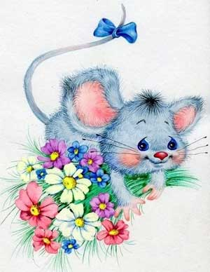Сказка для дошкольников Любознательный мышонок