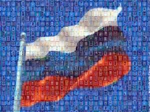 Конспект НОД в старшей группе Белый, синий, красный