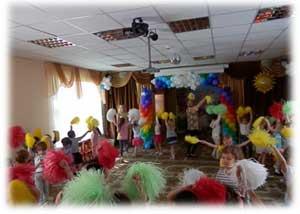 Сценарий праздника с детьми дошкольного возраста «1 июня — Международный День Защиты Детей»