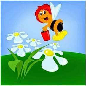 Экологическая сказка «Мальчик – пчелка»
