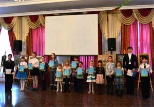 6 января, в Доме офицеров завершилось торжественное награждение победителей 10-го международного конкурса-выставки детского художественного творчества Снегири-2016 – «Семья и вечные ценности».