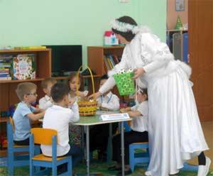 Викторина для старших дошкольников «Зимушка-зима»