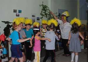 Конспект непосредственно-образовательной деятельности по обучению детей грамоте в подготовительной группе на тему: Путешествие в Северную Америку к индейцам. Звук [Ц].