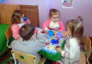 Конспект непосредственно образовательной деятельности по формированию у детей математических пространственных представлений на тему: «В гости к кукле Маше на чаепитие»