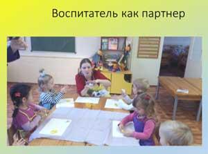 Влияние личностно-ориентированного взаимодействия воспитателя с детьми на формирование нравственных качеств воспитанников