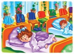 Консультация для родителей «Режим дня вашего ребёнка»