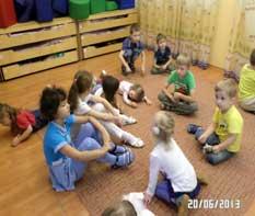 Мной разработан перспективный план работы игрового тренинга в детском саду под названием Волшебная страна