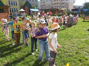 Сценарий музыкального развлечения к 1 июня – Дню защиты детей – «…И в мирном мире жить».