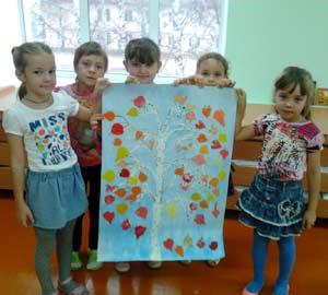 Проект «Развитие творческих способностей дошкольников через нетрадиционные техники рисования».