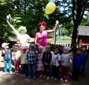 Сценарий праздника «1 июня — День защиты детей» для детей дошкольного возраста
