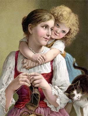 Конспект НОД по развитию речи в средней группе №12 Тема: «Мамочка любимая моя» (посвящено Дню Матери)