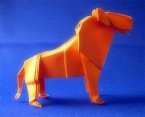 Конспект НОД по ручному труду «Изготовление изделия способом оригами»