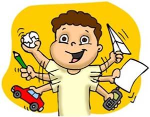 Родительское собрание Гиперактивный ребенок в детском саду