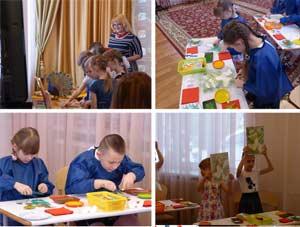 Конспект НОД для детей подготовительной группы по изобразительной деятельности на тему «Волшебный мир флористики»