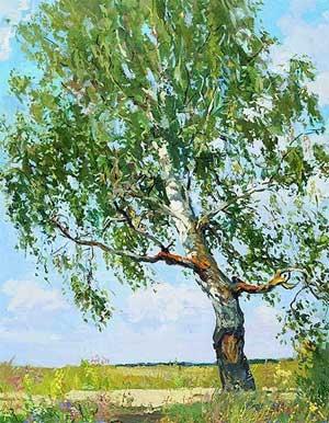 Конспект занятия «Красавица русского леса»