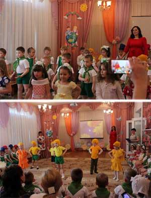Экологический праздник для детей старшего дошкольного возраста. «Цветы для друзей»