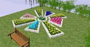 Экологический проект «Цветочная палитра»