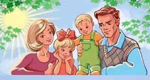 Консультация для родителей Тема: «Основные правила семейного воспитания»